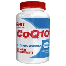 Антиоксидант San CoQ10 100mg 60 caps